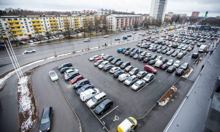 Проектирование парковок в Орле